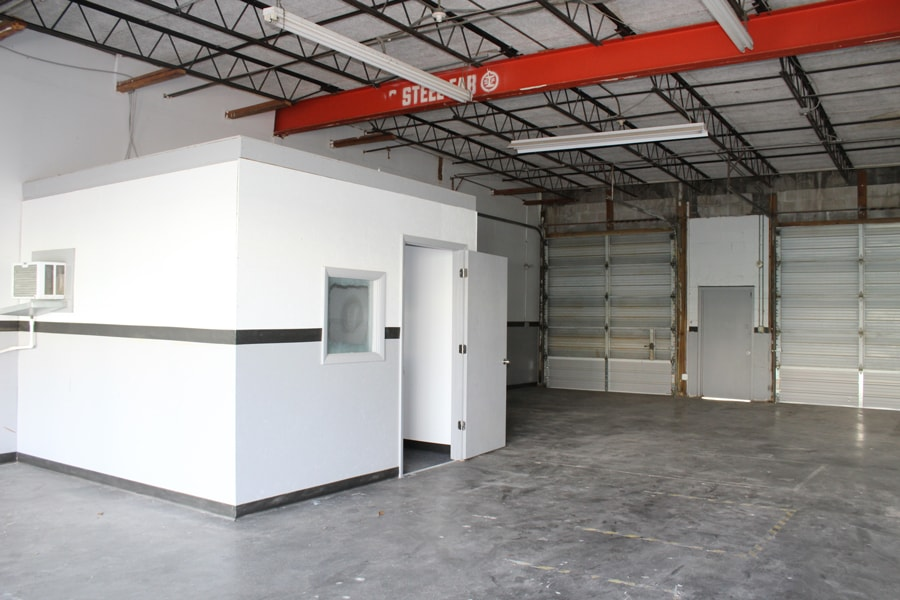 Warehouse And Office Space For Lease Tampa 104 West Seneca Ave